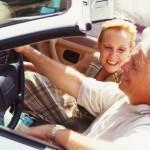 Auto Fahren senioren
